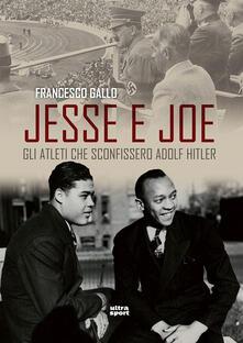 Steamcon.it Jesse e Joe. Gli atleti che sconfissero Adolf Hitler Image