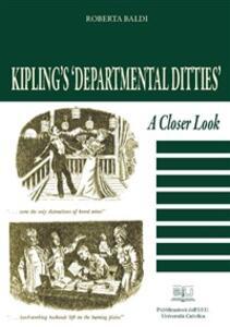 Kipling's «Departmental ditties». A closer look
