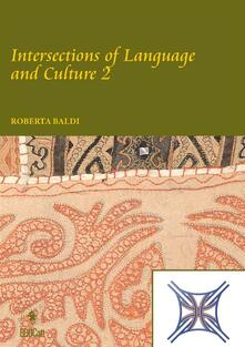 Intersections of language and culture. Vol. 2