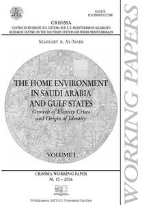 Thehome environment in Saudi Arabia and Gulf States. Vol. 2