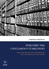 Percorsi tra i documenti di archivio