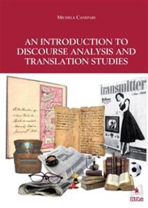 Anintroduction to discourse analysis and translation studies