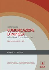 Tecniche della comunicazione d'impresa delle aziende e dei beni consumo