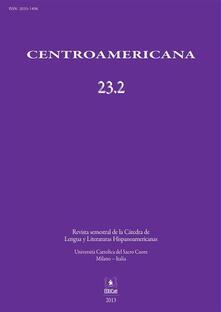 Centroamericana. Vol. 23/2 - AA. VV. - ebook