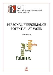 Personal performance potential at work