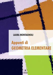 Appunti di geometria elementare