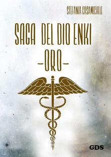 Criticalwinenotav.it Oro. Saga del dio Enki Image