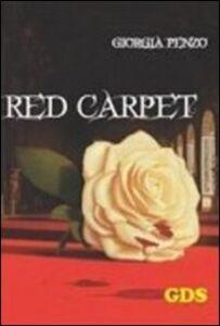 Libro Red carpet Giorgia Penzo