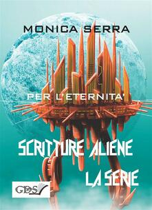 Per l'eternità - Monica Serra - ebook