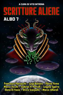 Ristorantezintonio.it Scritture aliene. Vol. 7 Image