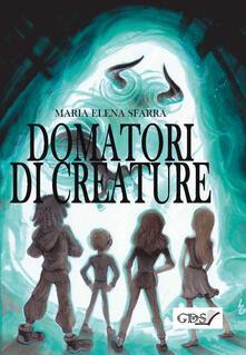 Domatori di creature.pdf