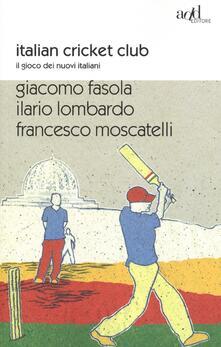 Equilibrifestival.it Italian cricket club. Il gioco dei nuovi italiani Image