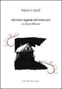 Miti, fiabe e leggende dell'Umbria noir