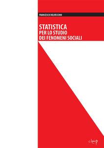 Statistica per lo studio dei fenomeni sociali