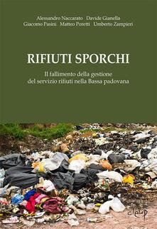 Nicocaradonna.it Rifiuti sporchi. Il fallimento della gestione del servizio rifiuti nella Bassa padovana Image