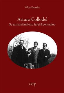 Ristorantezintonio.it Arturo Collodel. Se tornassi indietro farei il contadino Image