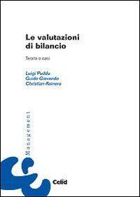 Le valutazioni di bilancio. Teoria e casi