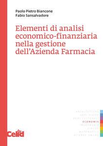 Elementi di analisi economico-finanziaria nella gestione dell'azienda farmacia