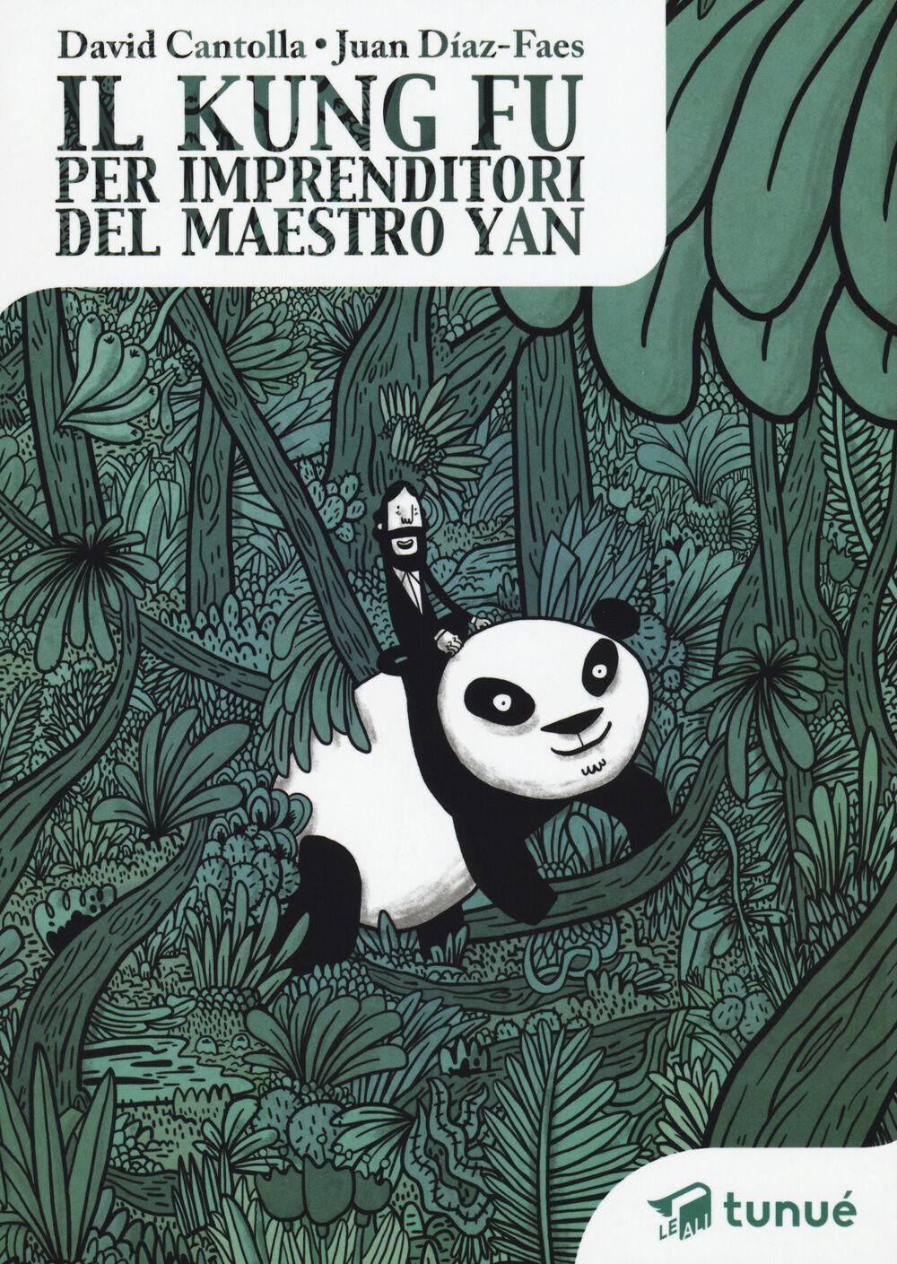 Il kung fu per imprenditori del maestro Yan