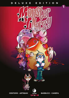 Monster Allergy. Ediz. speciale. Vol. 1.pdf