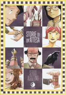 Storie di un'attesa - Sergio Algozzino - copertina
