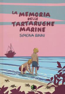 La memoria delle tartarughe marine.pdf