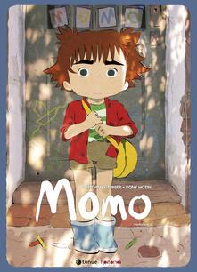 Momo - Jonathan Garnier,Rony Hotin - copertina