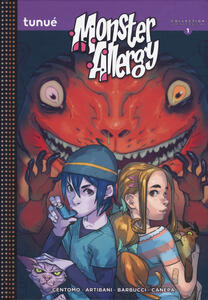 Monster Allergy. Collection. Variant. Vol. 1