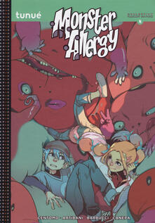Monster Allergy. Collection. Variant. Vol. 4.pdf