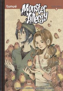 Voluntariadobaleares2014.es Monster Allergy. Collection. Ediz. variant. Vol. 8 Image