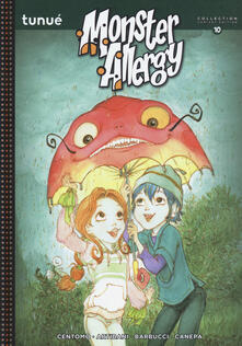 Rallydeicolliscaligeri.it Monster Allergy. Collection. Variant. Vol. 10 Image