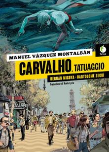 Camfeed.it Carvalho. Tatuaggio Image