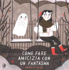Voluntariadobaleares2014.es Come fare amicizia con un fantasma Image
