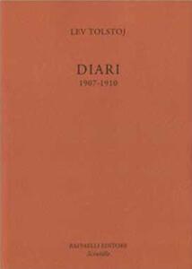 Diari. 1907-1910