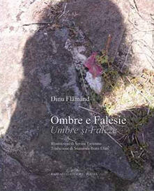 Ombre e falesie. Ediz. rumena e italiana - Dinu Flamand - copertina
