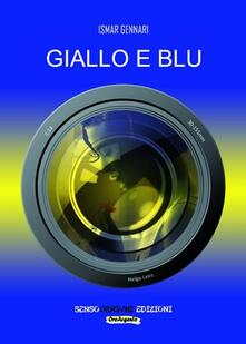 Giallo e blu - Ismar Gennari - copertina