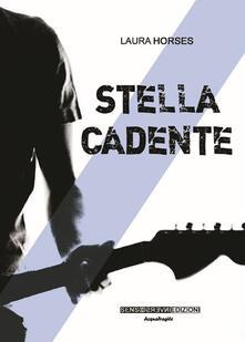 Stella cadente - Laura Horses - copertina