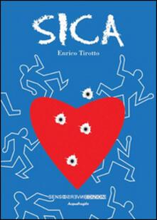Sica - Enrico Tirotto - copertina