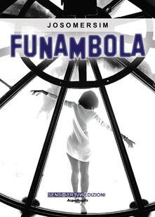 Funambola - Josomersim - copertina