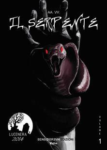 Il serpente - copertina