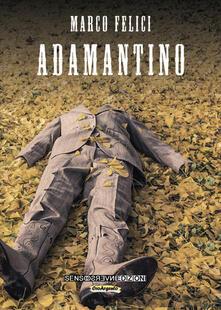 Adamantino - Marco Felici - copertina