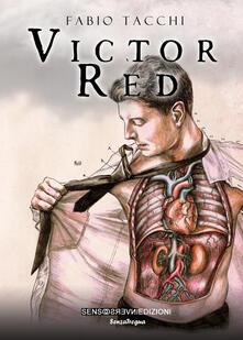Victor Red - Fabio Tacchi - copertina