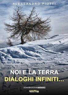 Steamcon.it Noi e la terra. Dialoghi infiniti... Image