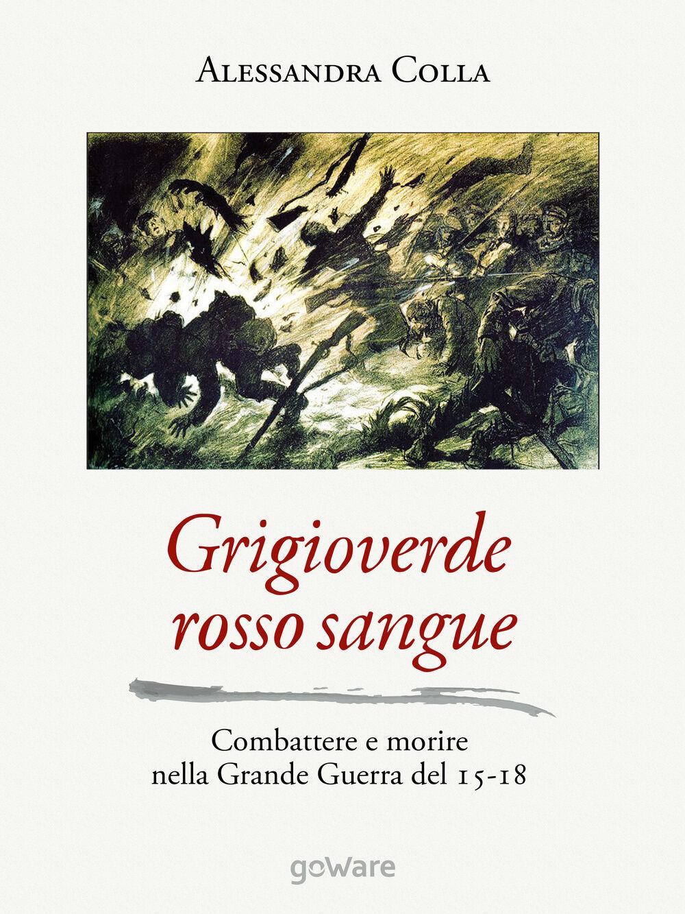 Grigioverde rosso sangue. Combattere e morire nella Grande Guerra del 15-18