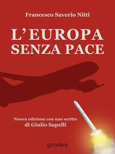 L' Europa senza pace