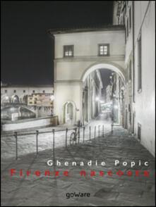 Firenze nascosta - Ghenadie Popic - copertina