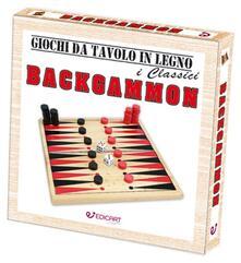 Giochi in legno. Backgammon sfuso