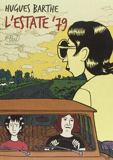 L' estate '79 - Hugues Barthe - copertina