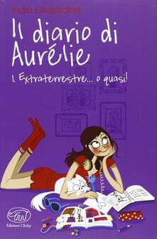 Daddyswing.es Extraterrestre... o quasi! Il diario di Aurélie. Vol. 1 Image