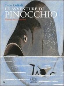 Le avventure di Pinocchio - Carlo Collodi,Leo Mattioli - copertina